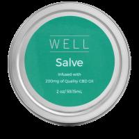 Wells CBD Salve